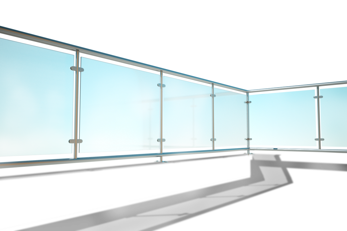 Steel & Glass Panels